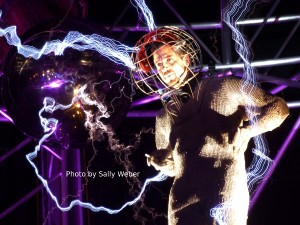David Blaine Electrified